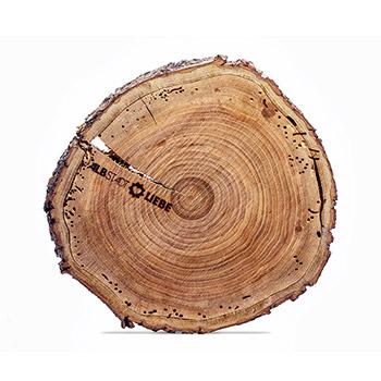 Kirsch-, Zwetschgen oder Eibenholz-Brett