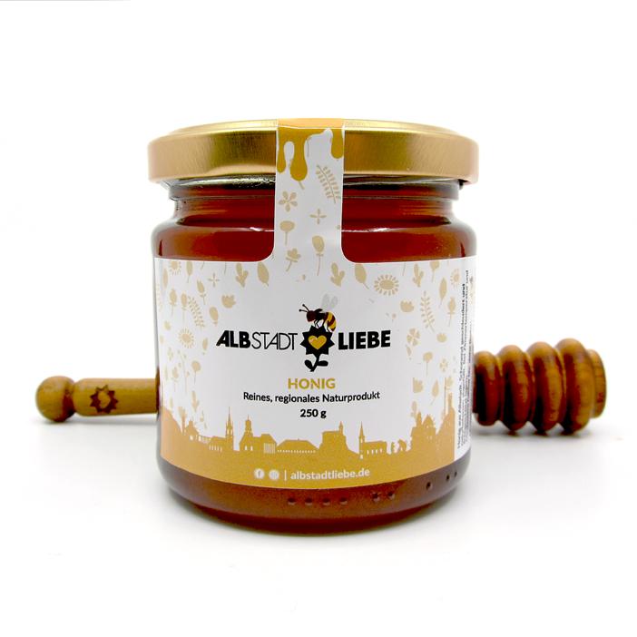 Honig+Honigheber von AlbstadtLiebe