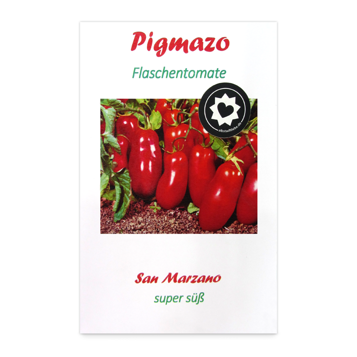 Pigmazo Flaschentomaten-Samen bei AlbstadtLiebe