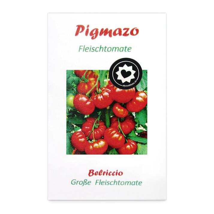 Pigmazo Fleischtomaten-Samen bei AlbstadtLiebe