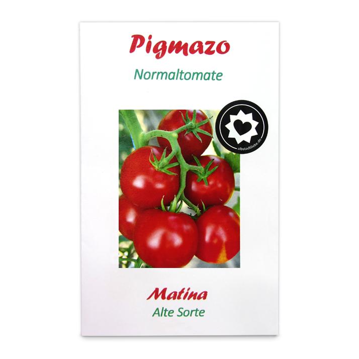 Pigmazo Normaltomaten-Samen bei AlbstadtLiebe