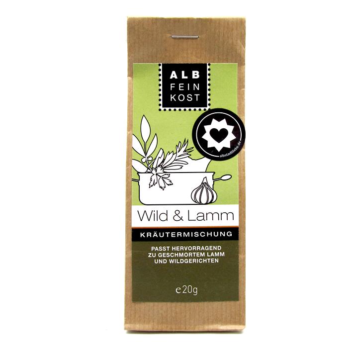Wild & Lamm Albkräuter von AlbstadtLiebe