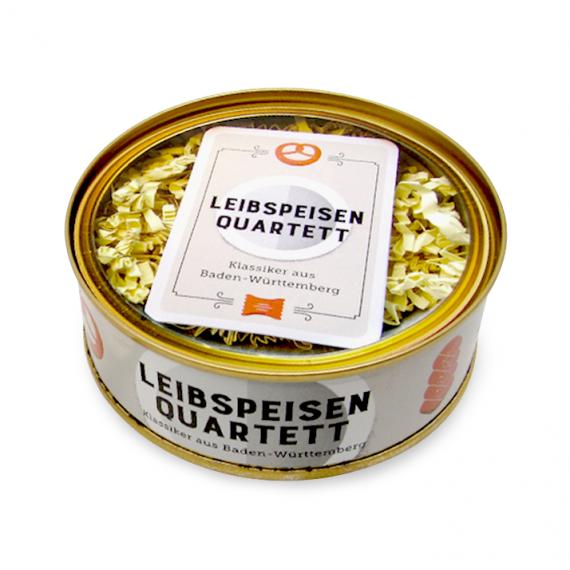 Leibspeisen-Quartett bei AlbstadtLiebe