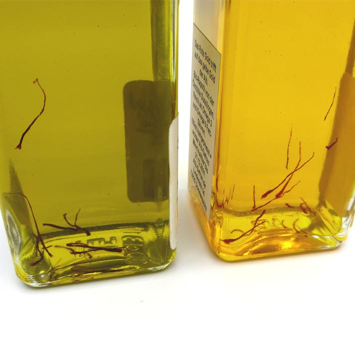 Safran-Öl bei AlbstadtLiebe