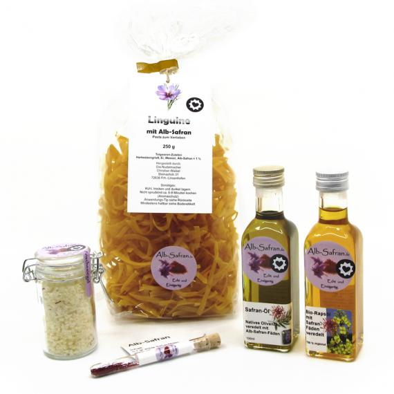 Safran-Produkte bei AlbstadtLiebe