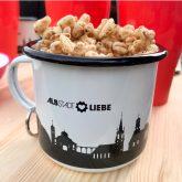 Crunchy Frühstück im AlbstadtLiebe-Becher