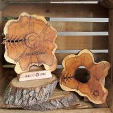 Lieblingsholz – dekorative Holzunikate aus Albstadt