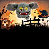 Halloween: unsere Alb-Maskottchen sind dabei