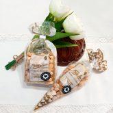Leckere schwäbische Wibele passen zu jedem Geschenk